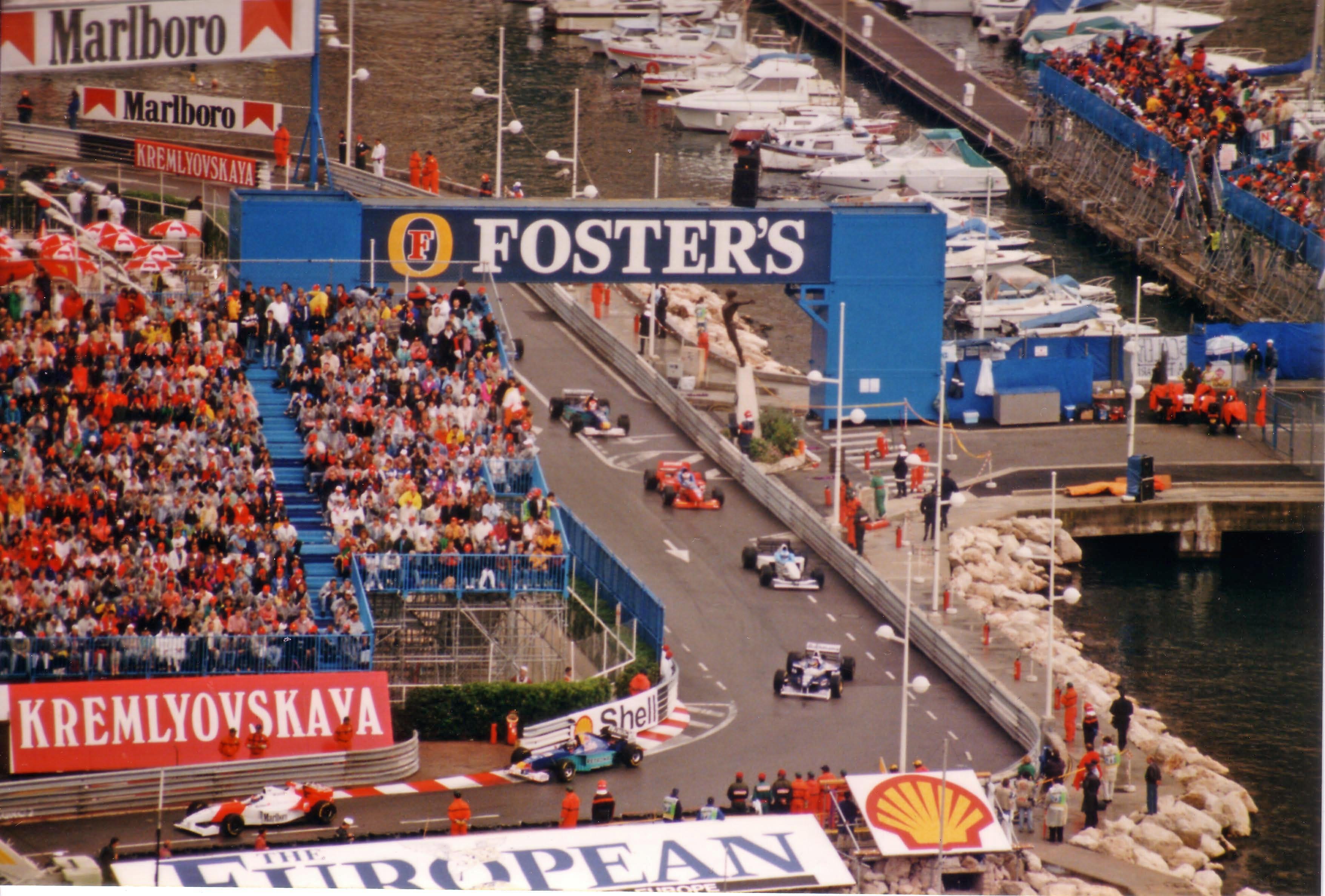 Grand Prix Monaco Alpes Maritimes