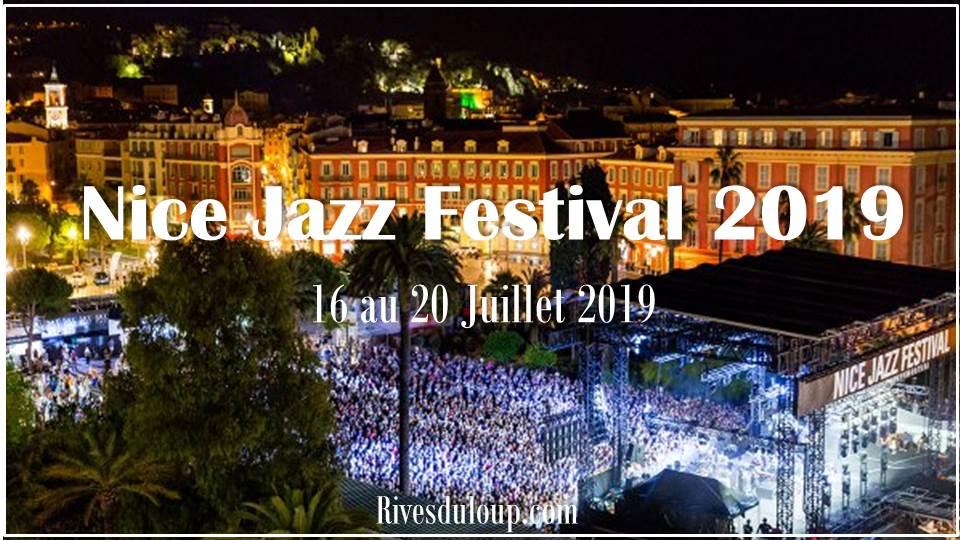 Vacances au camping en musique ? Nice Jazz Festival 2019