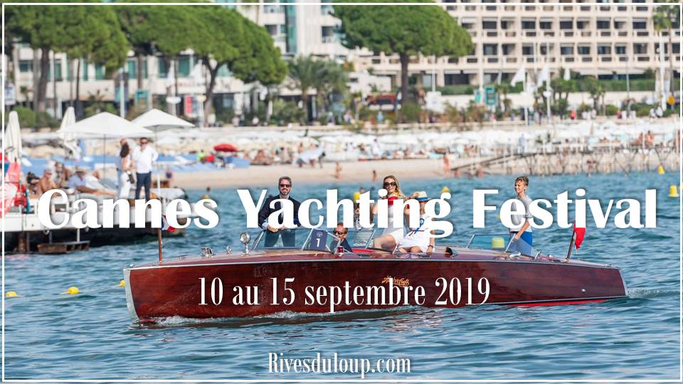 Du camping à Cannes ? A la découverte du Cannes Yachting Festival 2019