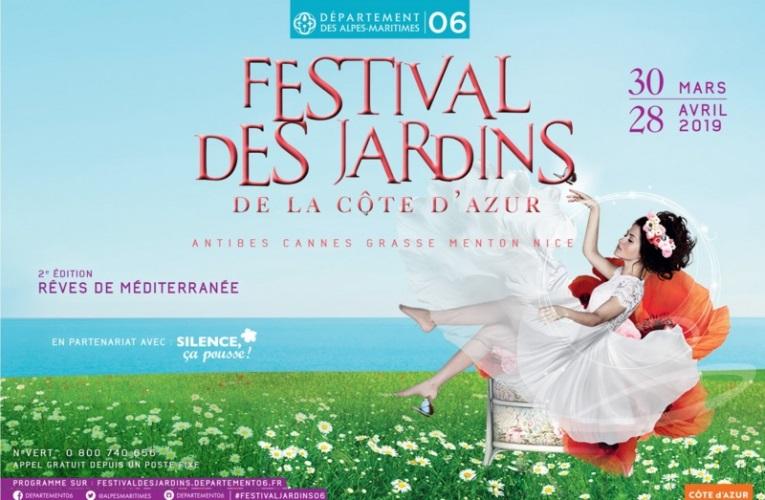 Le camping *** idéal pour assister au Festival des jardins – Alpes Maritimes