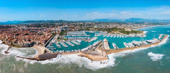 Villes De La Cote D Azur