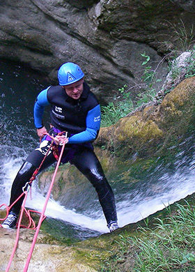 Camping et Week-end Canyoning