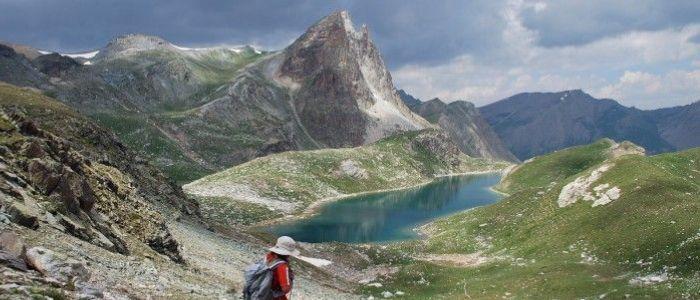 Randonnée Camping Pleine Nature